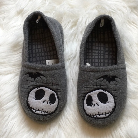 16914705099 Disney Other - Nightmare Before Christmas Kids Slippers Set (2)